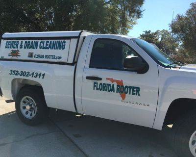25 Yrs Exp - Sewer and Drain Cleaning - #WeUnclogPlumbingDrains