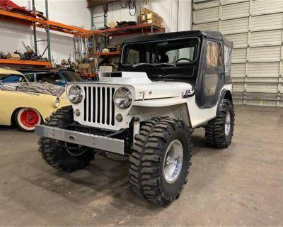 1953 Jeep CJ