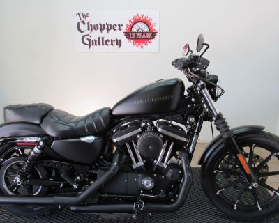 2019 Harley-Davidson Iron 883 Sportster Temecula, CA