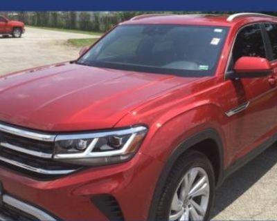 2021 Volkswagen Atlas Cross Sport SEL