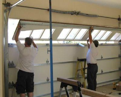 Garage Door Spring Repair & Replacement Services Dallas | 75244| TX