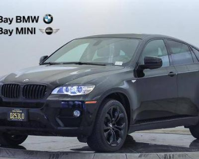 Used 2014 BMW X6 AWD 4dr