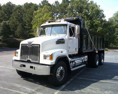 2017 WESTERN STAR 4700 Dump Trucks Heavy Duty