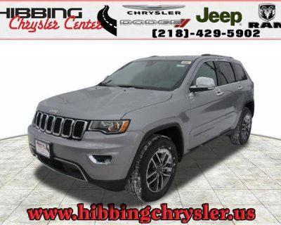 2020 Jeep Grand Cherokee LMTD 4X4