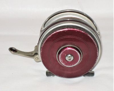 Vintage Reel - South Bend Oren-O-Matic Fly Reel No. 1140 Model D Automatic