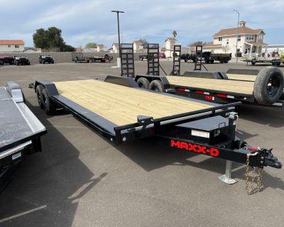 "2021 MAXXD TRAILERS 24' X 102"" - 10K Buggy Hauler Car Haulers Paso Robles, CA"