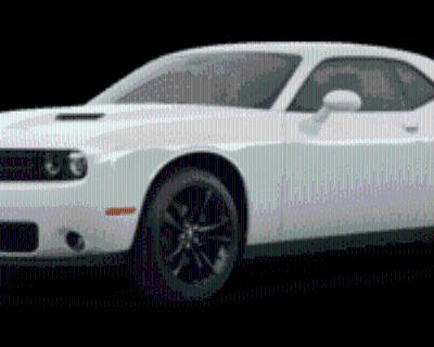 2019 Dodge Challenger SXT RWD Automatic