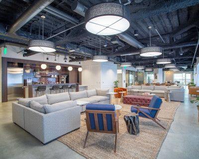 Premium Professional Workspace Lounge, San Francisco, CA