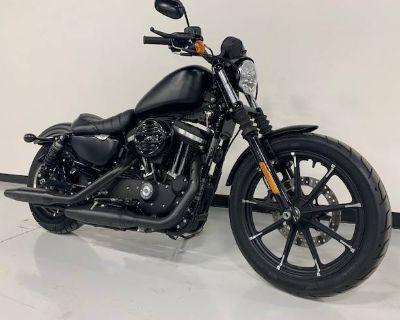 2019 Harley-Davidson Iron 883 Sportster Brilliant, OH