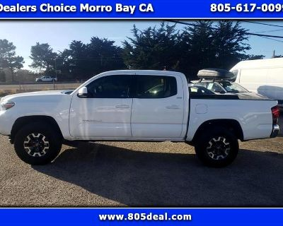 Used 2020 Toyota Tacoma SR5 Double Cab Long Bed I4 6AT 2WD