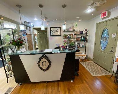 High-End Hair Salon! CERTIFIED ESTATE SALES - Hosted by Steve & Deanna