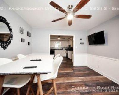 2401 Knickerbocker Dr #Charlotte, Charlotte, NC 28212 1 Bedroom Apartment