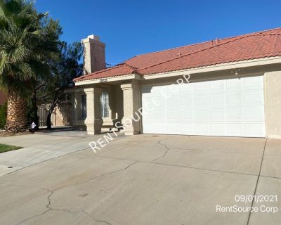 4 Bedroom ~ 2 Bath Home for Rent in Palmdale
