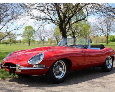 1964 Jaguar XKE Series II
