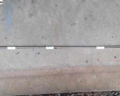 67 Squareback Rear Hatch Torsion Rod/Spring Set