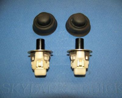 Very Rare Find Nos 1965 1964 1963 Buick Riviera Door Jamb Switches Dome Light