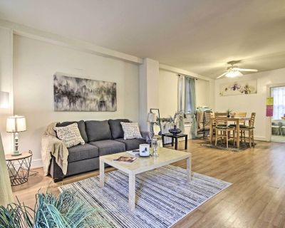 NEW! Charming DC Escape ~1 Mi to the Navy Yard! - Southeast