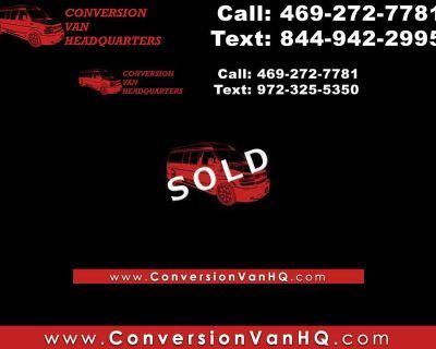 2015 GMC Savana QUIGLEY SAVANA HIGHTOP CONVERSION VAN