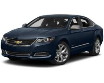 2014 Chevrolet Impala LT with 2LT