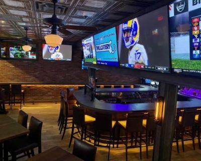 Beautifully Renovated Bar, Peabody, MA