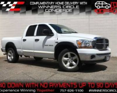 2006 Dodge Ram 1500 SLT Quad Cab Short Bed 2WD