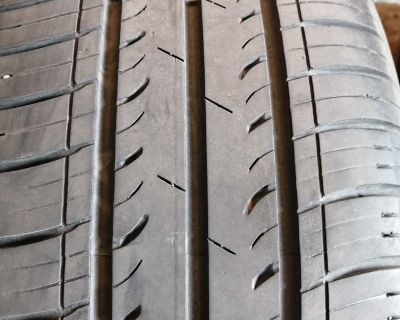 Summer tires Kumho Solus 205/55/r16