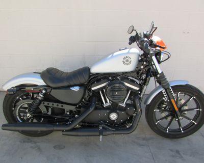 Pre-Owned 2020 Harley-Davidson Sportster Iron 883 Sportster XL883N