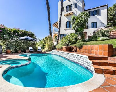 Villa Paradiso | Hollywood Panorama & Heated Pool - Hollywood Hills