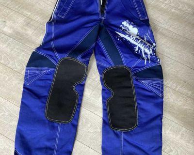 Yamaha riding pants