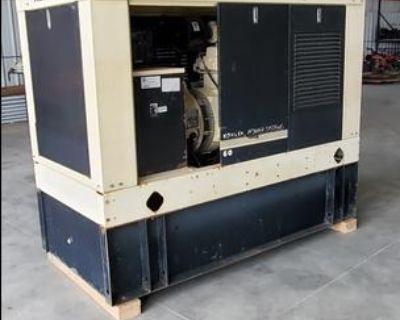 Kohler 60 kw Diesel generator