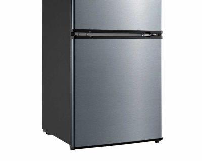 Arctic King 3.2 Cu Ft 2 Door Compact Refrigerator w/ Freezer