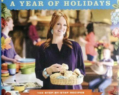 ISO PIONEER WOMAN COOKBOOK/RECIPE BOOK