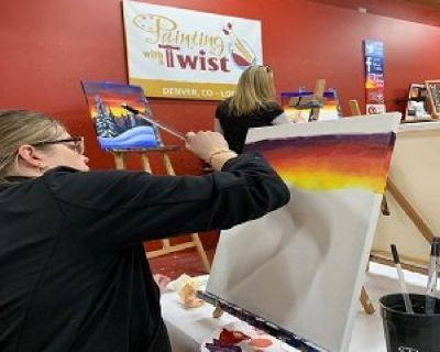 Painting with a Twist - Denver - LoDo