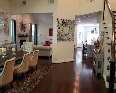 Beautiful House in the Energy Corridor. 4 rooms/ 3 Baths. 3200 Ft2 - George Bush Park/Eldridge