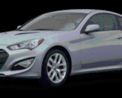 2014 Hyundai Genesis Coupe 2.0T Premium I4 Automatic
