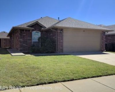416 Cherokee Gate Dr, Oklahoma City, OK 73099 3 Bedroom House