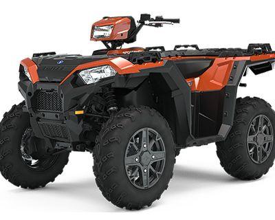 2021 Polaris Sportsman 850 Premium ATV Utility Farmington, NY