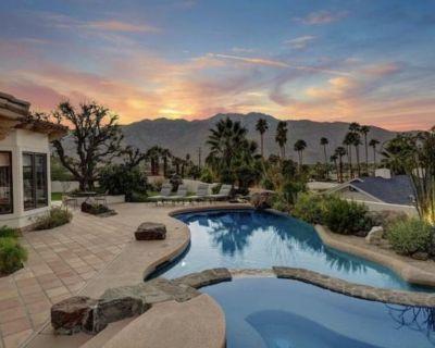 Palm Springs Villa Araby Estate (city id 4468) TOT 7651 - Araby Cove