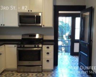 421 W 3rd St #2, Long Beach, CA 90802 1 Bedroom Apartment