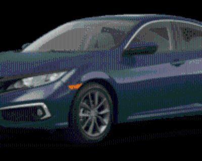 2019 Honda Civic EX Sedan CVT