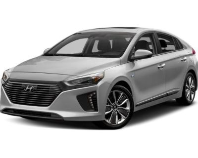 Certified Pre-Owned 2019 Hyundai Ioniq Hybrid Limited FWD Hatchback