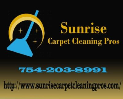 Sunrise Carpet Cleaning Pros