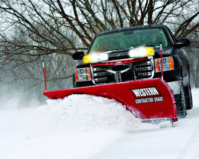 Western Products PRO PLUS 8' Snow Plow Blades Erie, PA