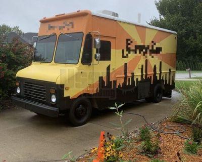 Chevrolet 21' Grumman Olson Step Van Food Truck for General Use