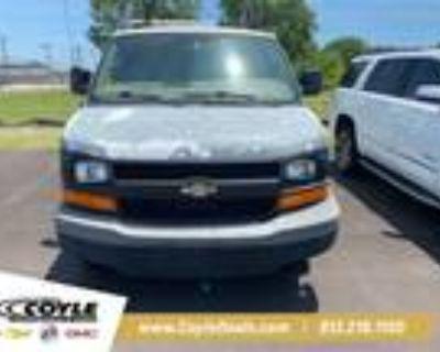 2010 Chevrolet Express 2500 Work Van Cargo