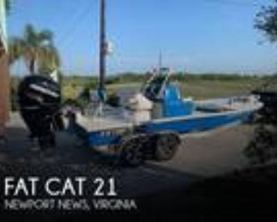 21 foot Fat Cat Manta Ray CB 21