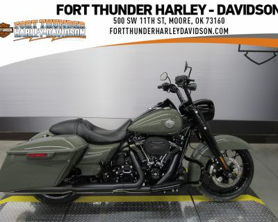New 2021 Harley-Davidson Touring Road King Special