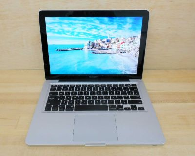 MacBook Pro 2011 i5 240GB SSD. MS Office. Delivery. Apple laptop