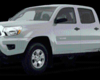 2013 Toyota Tacoma Access Cab I4 4WD Manual