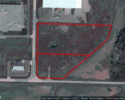 5.5 Acre Lot in New Prosperity Center Industrial Park